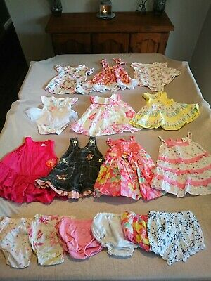 Size 000 Baby Girl Clothes 87 items * Bulk Lot * less then $1each!
