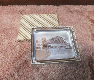 Vintage Ash Tray - Sydney Harbour Bridge