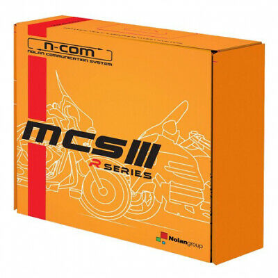 Intercom N-Com MCS III R séries HONDA Goldwing casque NOLAN