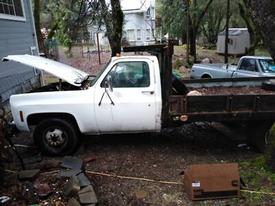 1977 Chevrolet Other Pickups  1977 chevy 1 ton flat bed