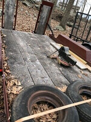 Heavy Duty Trailer Landscaping or other