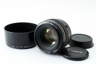 Canon EF 50mm f/1.4 USM Lens From Japan  [Exc+++]