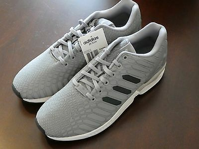 the best attitude f36f5 c4c82 ADIDAS ZX FLUX B24442 shoes mens new sneakers GREY Xeno ...