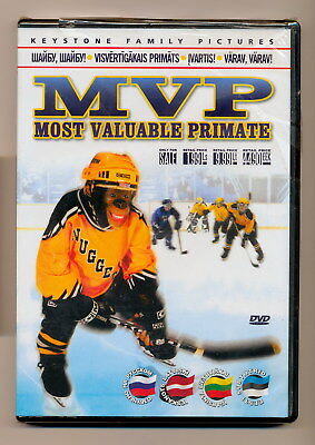MVP: MOST VALUABLE Primate 2000 DVD Language: English Russian Latvian LT