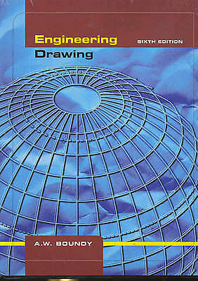 Engineering Drawing 6e by Albert Boundy (Mixed media product, 2001)