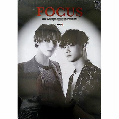 FOCUS by JUS2 The 1st Mini Album [A Ver.] JB Yugyeom GOT7