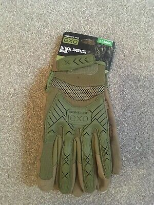 Ironclad Tactical Operator Gloves XL Airsoft SAS SBS