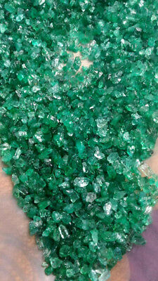 300.00 Ct Natural Green Colombian Emerald Untreated Specimen Wholesale Rough