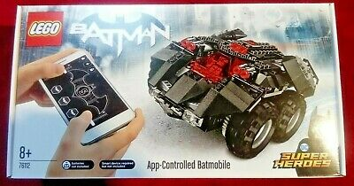 Lego 76112 DC Comics Super Heroes Batman App-Controlled Batmobile - New