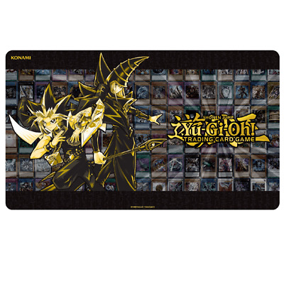 Yu-Gi-Oh Golden Duelist Collection Game Mat - Trading Card Game TCG Play-Mat