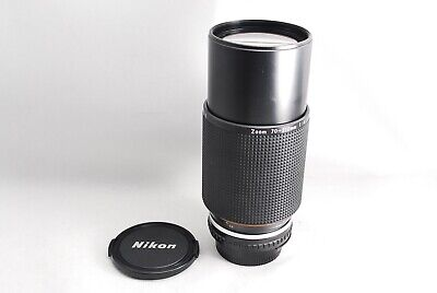 Nikon Lens series E Ai-s Zoom 70-210mm 1:4 F/4 from Japan 2063674