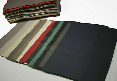 Craft leather Sheets - Leather Panels - Project pieces - Various sizes | 0.5 KG