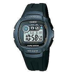 New Casio W-210-1BV Mens Illuminator Digital Sports Watch