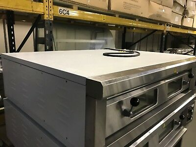 Pizza Oven Single Deck, 6 x12""