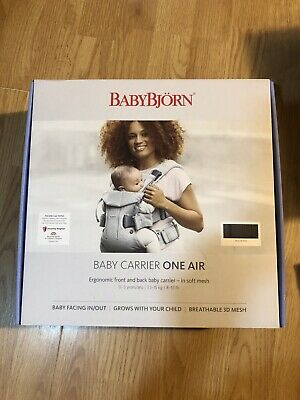 73f46cd076d BABYBJÖRN NEW BABY Carrier One Air 2019 Edition