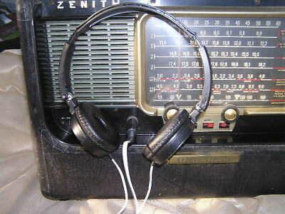 Zenith Transoceanic and others Headphones NEW!