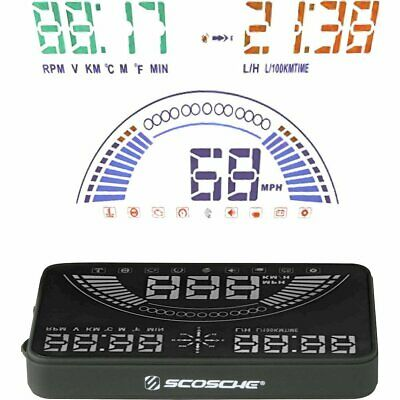 Scosche - OBD GPS Combo Heads-Up Display *BRAND NEW/OPEN BOX*
