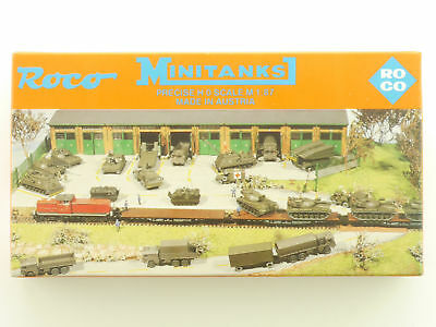 Roco Z-313 A Minitanks Befehlspanzer Armored Command Post NOS OVP 1606-08-04