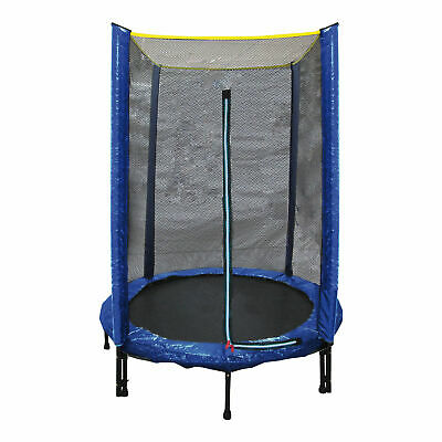 GARLANDO - COMBI XS - trampolín Outdoor 140 cm + red de seguridad