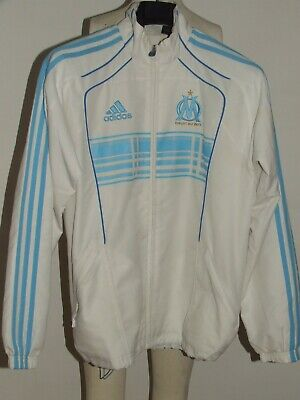 Soccer Jersey Jacket Jacket Shirt Trikot Olympique Marseille Marseille Size S
