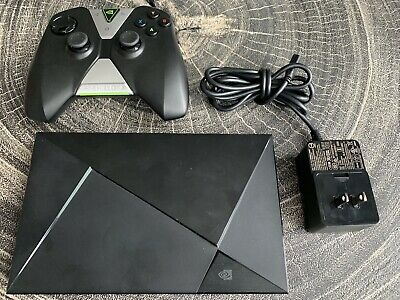 Nvidia Shield TV (2015) 16GB 4K Streaming Media Player with Controller