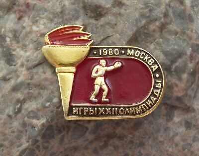 Sports Mem, Cards & Fan Shop Latest Collection Of 1980 Moscow Summer Olympic Games Soviet Union Spiele Olympiada Pin Badge