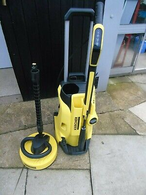 karcher k4 full control pressure washer with patio attachment