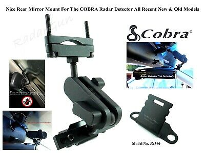 Nice Rear Mirror Mount For The Rear Mirror COBRA Radar Detector New & Old Models