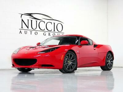 2011 Lotus Evora 2+2 2011 LOTUS EVORA 2+2!! - RED/ BLACK!! - ONLY 6K MILES!! - 6-SPEED MANUAL!!