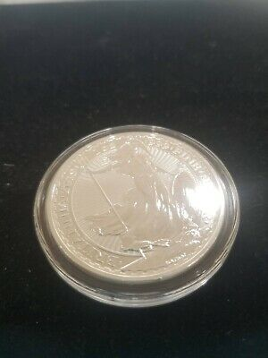 2019 1oz .999 Silver Great Britain Britannia