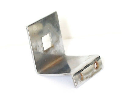 GME Vintage Bonnet Boot Low Profile Antenna CB Bracket Stainless Steel Z Type