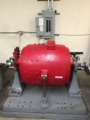 GE Dynamometer 208VAC, 3-phase , 185A,0 to 420 Vdc, 150A, isolated, unregulated