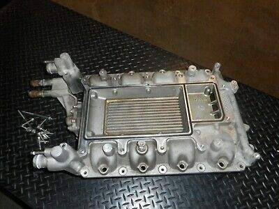 MUSTANG SHELBY GT500 intake manifold lower 2007-2012 supercharger 08 09 10  11 13