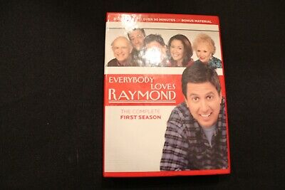 Everybody Loves Raymond The Complete First Season 5 CD's