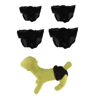 Dog Diaper Female Washable Doggie Diapers Pants Dog Wraps Dog Panties