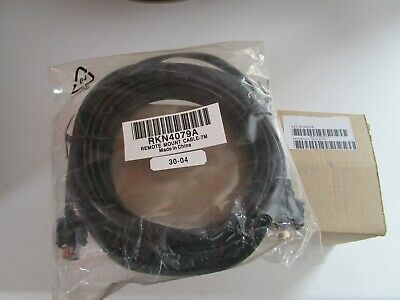 Motorola RLN4802A Remote Mount Kit for CDM1250 1550 1550LS+ Series with cable
