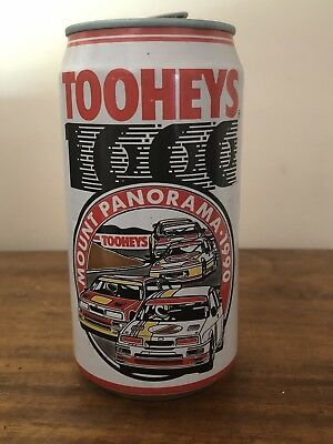 Collectable Tooheys Flag Ale Draught 1000 Panorama 1990 370ml BEER CAN  NSW