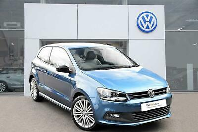 Volkswagen Polo 2016 1.4 TSI ACT BlueGT 3dr Hatchback