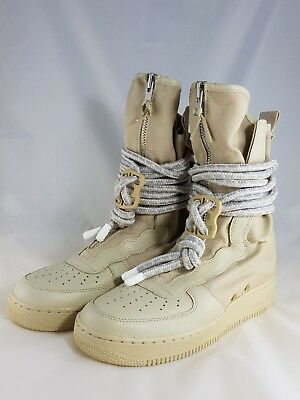 edb92352ce1c9 NIKE SF AF1 Air Force 1 Special Field High Rattan Size 10 AA1128-200 ...