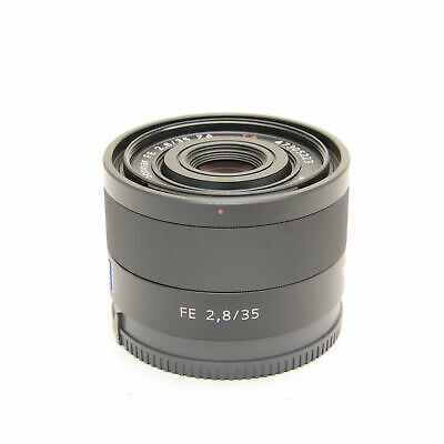 SONY Sonnar T* FE 35mm F2.8 ZA SEL35F28Z (for SONY E mount) -MINT- #119