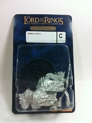 Games Workshop Lord Of The Rings Morgul Knight 2 C Citadel