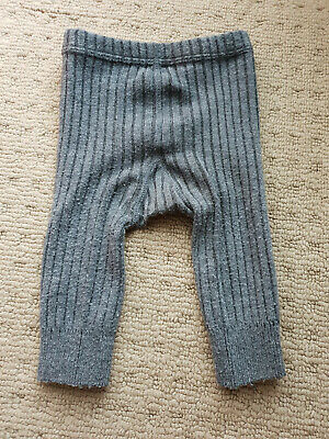 Peter Morrissey Baby ~ Tights ~ Size 000 ~ 0 - 3 Months