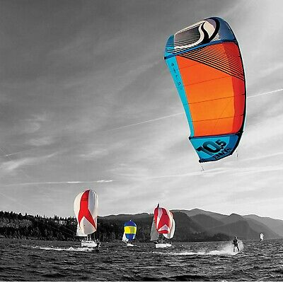 Liquid Force Envy Kite + Bar & Lines 10.5 metre - WILL BE SOLD