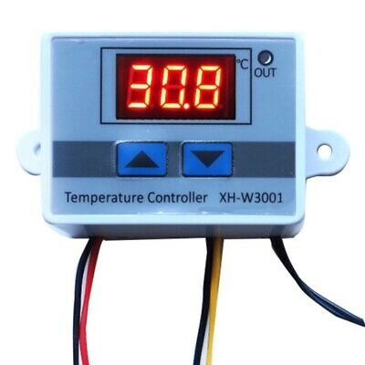 Microcomputer Temperature Controlle XH-W1411 3001 3002 Digital Thermostat Switch