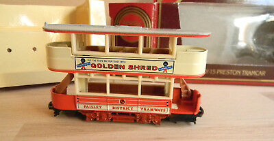 MATCHBOX Y-15 PRESTON TRAMCAR Auto Models of Yesteryear in OVP Oldtimer