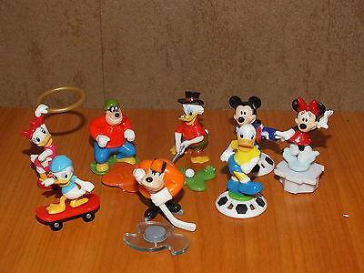 lot kinder Série Mickey Mouse and Friends 2013 - 2014