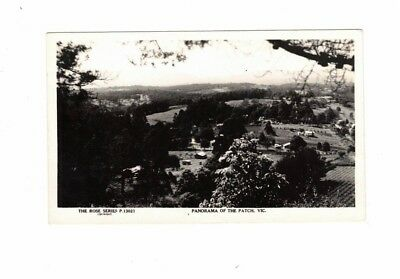 Australia Postcard,  Panorama Of THE PATCH Vic