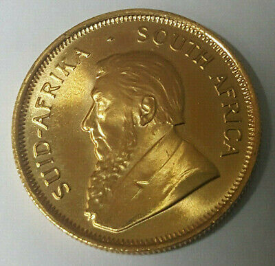 1/4 oz Gold South African Krugerrand - 1982