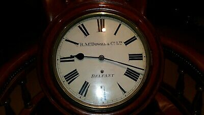 12in dial wall Clock