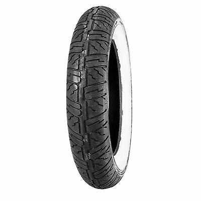 Dunlop Cruisemax Front Motorcycle Tire 130/90-16 (67H) Wide White Wall